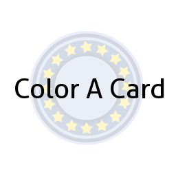 COLOR A CARD