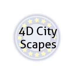 4D City Scapes